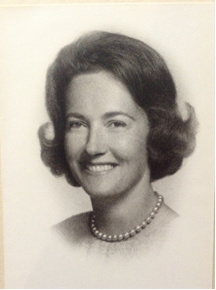 Elizabeth Drayton Taylor, Drayton Hall descendant and mother of the author.