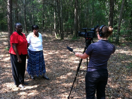 Click the image above to watch the video by C-SPAN and American History TV. Featured in this video are interviews with Catherine Braxton and Rebecca Campbell, descendants of both freed and enslaved African Americans at Drayton Hall.