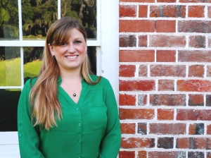 Drayton Hall Intern Katie