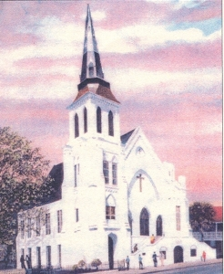 Emanuel AME Church - Photo: http://emanuelamechurch.org/