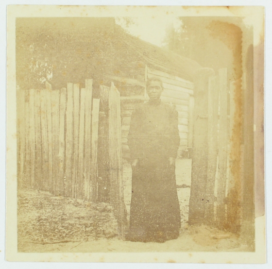Diana Roberts, Drayton Hall servant